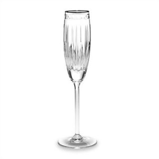 Lenox Vintage Jewel Platinum Crystal Champagne Flute