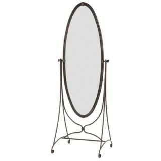 Stone Country Ironworks Queensbury Standing Mirror