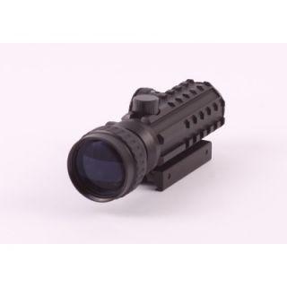 Sun Optics 2 Moa W/ 2X Booster/Picatinny Rails   CD12 RM242