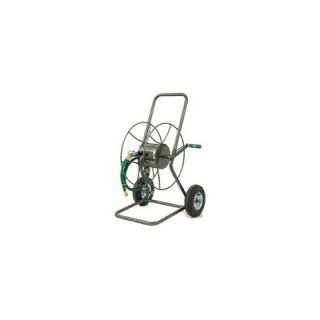 Lewis Lifetime Tools Two Wheeled Hose Truck