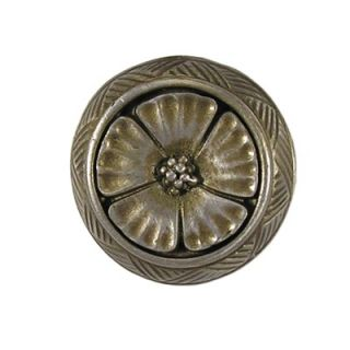 Anne at Home Jakarta Flower Distressed Knob   7025 132 / 7025 730