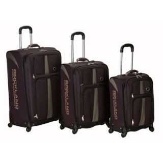Rockland Polo Equipment Eclipse 3 Piece Spinner Luggage Set