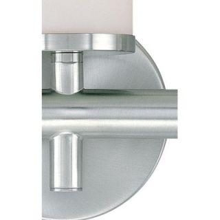 Dolan Designs Alto Vanity Light in Satin Nickel