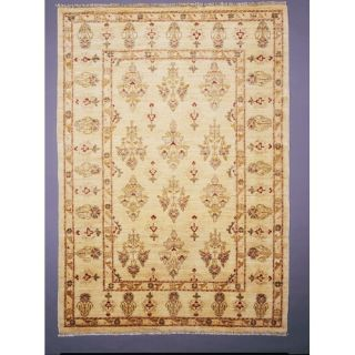 Colonial Mills Natural Wool Houndstooth Cocoa Braided Rug