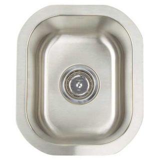 Artisan Sinks Premium Series Small Bar Sink   AR1214 D7