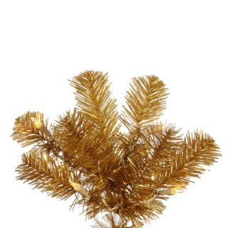 Vickerman 5.5 Artificial Pencil Christmas Tree with Clear Lights in