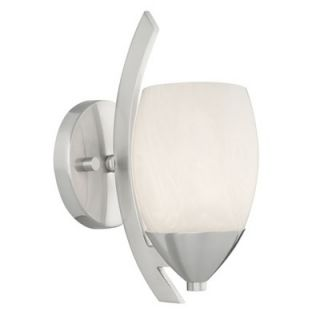 Thomas Lighting Alexandra Wall Sconce in Brushed Nickel   M4103 78