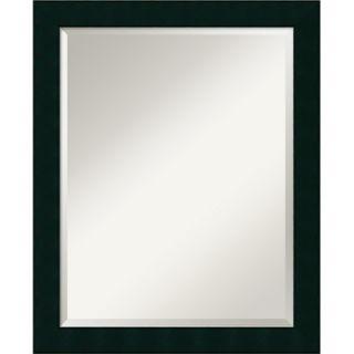 Amanti Art Tribeca Large Mirror in Black   DSW01011