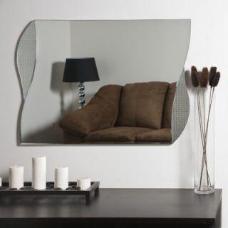 Decor Wonderland Sonia Wall Mirror   SSM5033 7