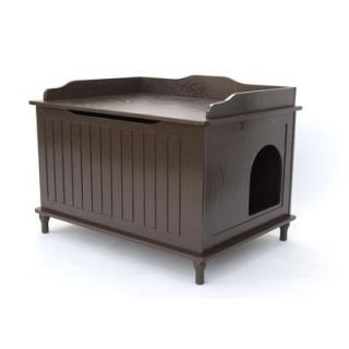 Designer Pet Products Litter Box Enclosure   Designer Catbox