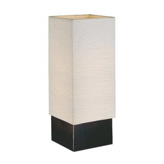 Lite Source Edan Table Lamp in Dark Walnut   LS 21277