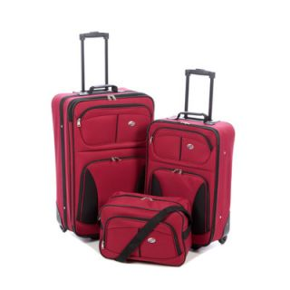 American Tourister Fieldbrook 3 Piece Luggage Set