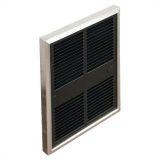 Commercial Double   Pole 6,826 BTU ( 208v ) Fan Forced Wall Heater w