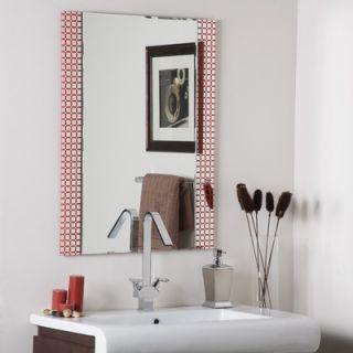 Decor Wonderland Cirque Frameless Mirror