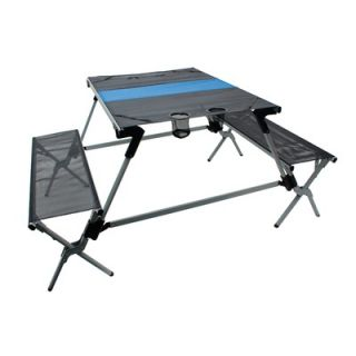 Kelsyus 4 Person 3 in 1 Table