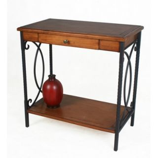Privilege Country Wood Console Table