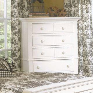 American Woodcrafters Heirloom 3 Drawer Nightstand Multicolor 2900 430