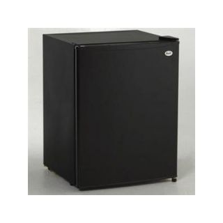 Avanti 2.4 Cu. Ft. Refrigerator (Over boxed) with Recessed Door Handle