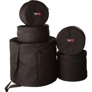 Gator Cases 5 Piece Standard Drum Set Bags   GP STANDARD 100 BLK