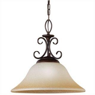 Sea Gull Lighting Montclaire 1 Light Pendant   65105 72