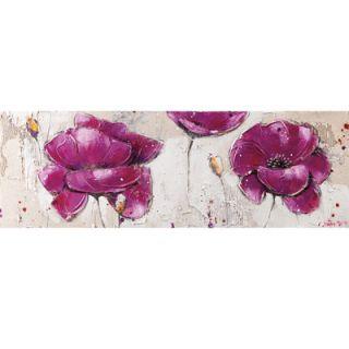 Yosemite Home Decor Purple Burst I Canvas Art   YA100125A