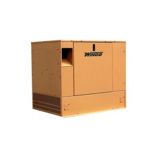 Winco Power Systems Packaged Standby Series15 Kilowatt Double Fuel