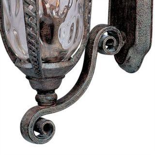 Maxim Lighting Santa Barbara DC Outdoor Deck Lantern in Sienna