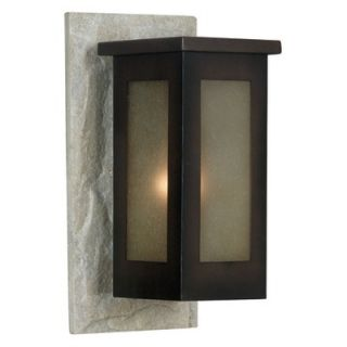 Kenroy Home Icefield Outdoor Wall Lantern in Slate   70013WHSL