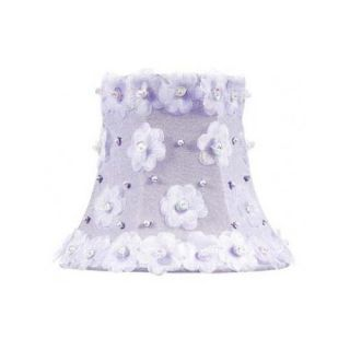Beaded or Embroidered Lamp Shades