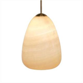 LBL Lighting Genuine 1 Light Mini Pendant   HS178ON X