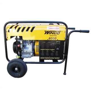 Winco Power Systems All Terrain 2 Wheel Industrial Dolly Kit for