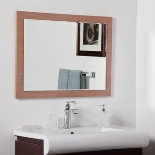 Decor Wonderland Arbor Modern Bathroom Mirror