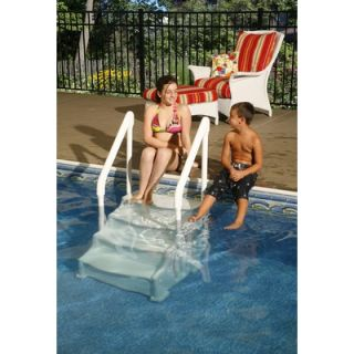 Ocean Blue Products Mighty Step Above Ground Pool Step   400600