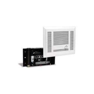 Cadet SL Series Fan Forced Wall Heater in White
