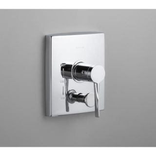 Kohler Stance Rite Temp Mixing Valve Shower Faucet Trim with Diverter