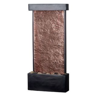 Kenroy Home Copper Falling Water Table Wall Fountain   50002ORB