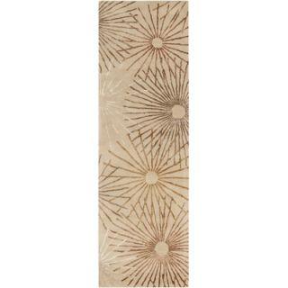 Surya Essence Parchment/Copper Penny Rug
