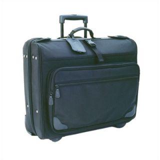 Mercury Luggage Signature Deluxe Wheeled Garment Bag