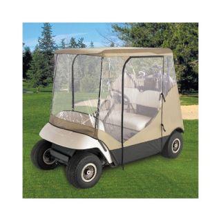 Fairway Travel 4 Sided Golf Car Enclosure