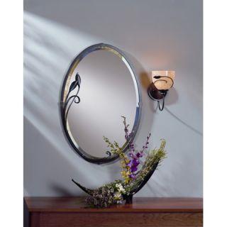 Hubbardton Forge Leaf Beveled Mirror