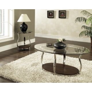 Steve Silver Furniture Abagail End Table   AB300ET / AB300EB
