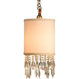 Flambeau Lighting 1 Light Pendant   PD1166 S
