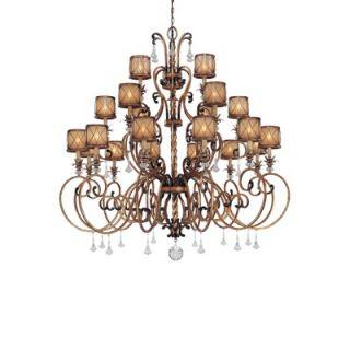 Minka Lavery Aston Court 21 Light Chandelier   4759 206