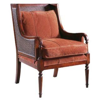 Tommy Bahama Home La Palma Loose Back Leather Chair   LL1731   11
