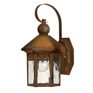 Hinkley Lighting Westwinds Outdoor Wall Lantern in Sienna