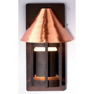 Philips Forecast Lighting Lakeview Small Outdoor Wall Fixture in