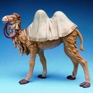 Fontanini 12 Scale Standing Camel Nativity Figurine