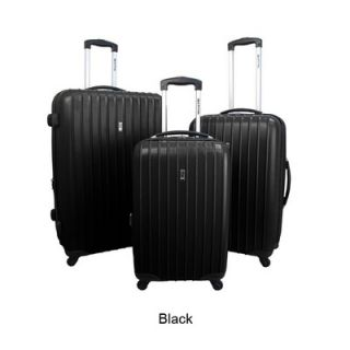 Travel Concepts Salisbury 3 Piece Hardsided Spinners Set