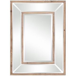 Cooper Classics Odessa Mirror in Distressed Natural Wood
