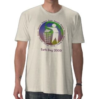 Earth Day 2009 T Shirt
